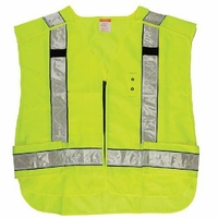 5 Point Breakaway Hi-Vis Yellow Vest