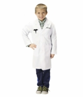 Aeromax Kids Doctor Lab Coat Costume