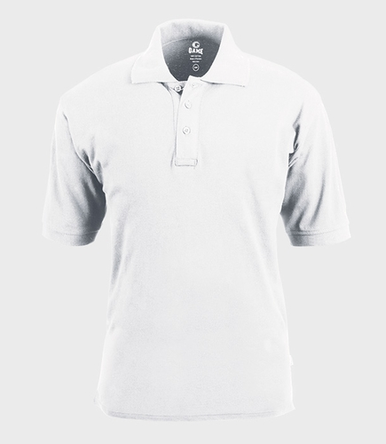 CLOSEOUT: Game-8120 Mens Station All Cotton Polo Shirt