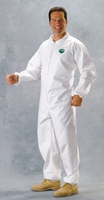 Protective Coverall - Disposable Hooded Protective Coverall