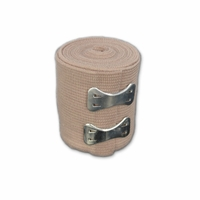 Lightning X 2-Inch Elastic EMS Wrap With Clips - Box of 12