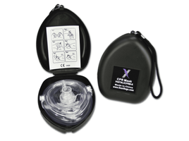 Lightning X EMS CPR Mask with Case