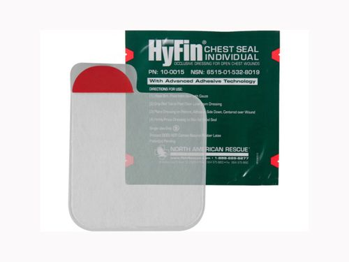 Lightning X EMS Hyfin Chest Seal Single