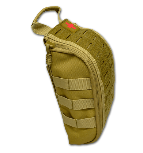 Lightning X Spread Eagle Premium Tactical Individual First Aid Kit Accessory Pouch