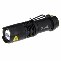 Lightning X Tactical LED Flashlight
