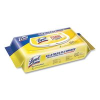 Lysol Disinfecting Wipes - 80 Wipes per Pack
