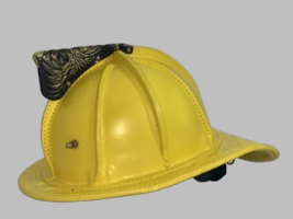 PHENIX TL2 OSHA HELMET - YELLOW BRONX BEND