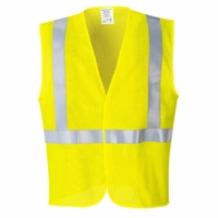 Portwest ARC Rated Flame Resistant Mesh Vest