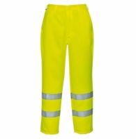 Portwest Hi-Vis Polycotton Pants