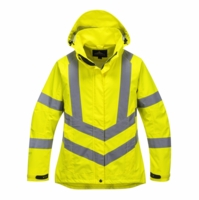 Portwest Ladies Hi-Vis Breathable Jacket