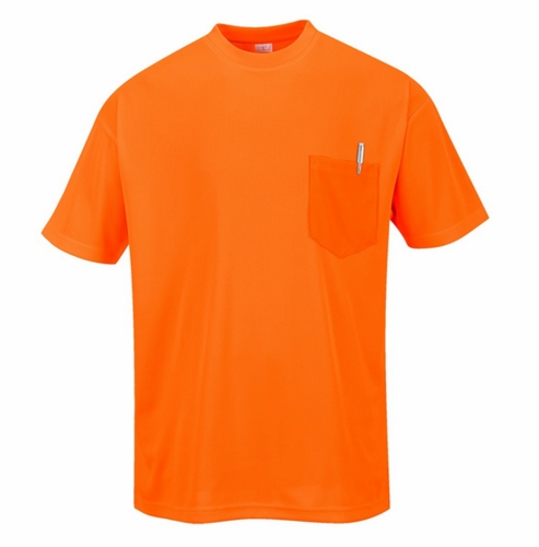 Portwest Non-Ansi Pocket Short Sleeve T-Shirt