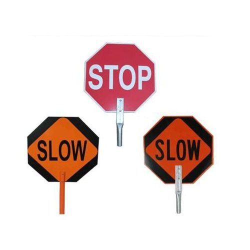 Pro-Line Traffic Safety Paddle Signs