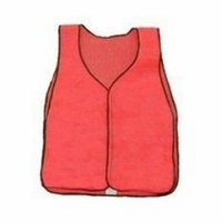 Pro-Line Traffic Safety Soft Plain Vest