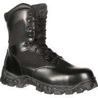 "Rocky Alpha Force 8"" Size Zip Boot"