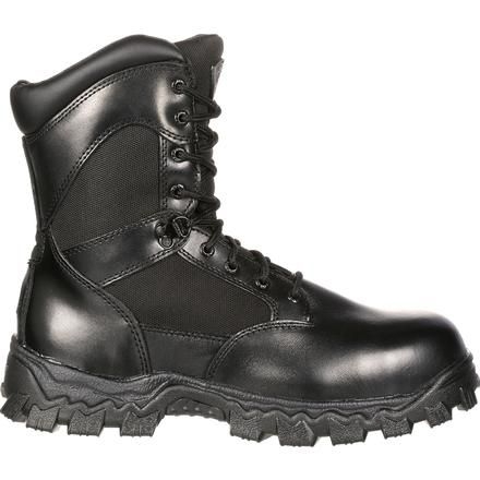 """Rocky Alpha Force 8"""" Size Zip Boot"""