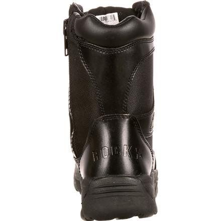 Rocky Fort Hood WaterProof Side Zip Boot