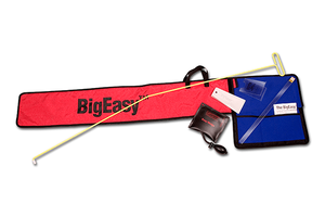 Steck BigEasy GLO Lockout Tool Kit With Easy Wedge & Carrying Case