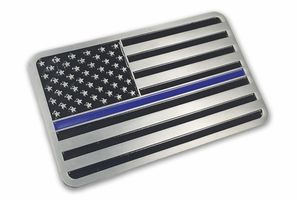 Thin Blue Line Decals, Patches and Pins