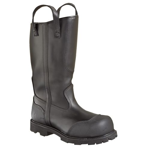 """LION by Thorogood 14"""" Structural - Leather Oblique Toe Bunker Boot 804-6373"""
