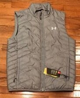Under Armour ColdGear Vest - Size Large
