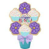 Birthday Wishes Cookie Bouquet