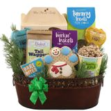 Biscuits and Bones Holiday Dog Gift