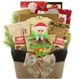Deck the Halls Christmas Gift Basket