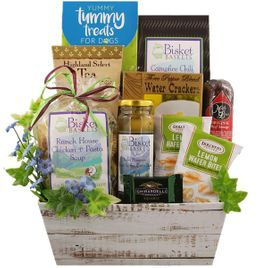 Delicious Greeting Dog & Owner Gift