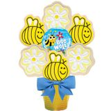 Get Well Bee Cookie Bouquet - SOLD OUT