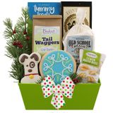 Goodies for Dog & Owner Christmas Gift