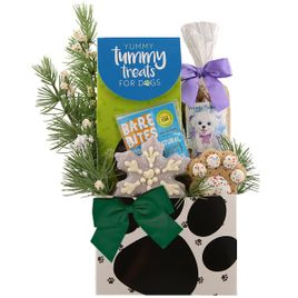 Just for Dogs at the Holidays