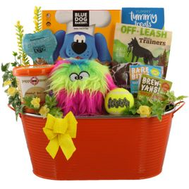 Let's Pawty Dog Gift