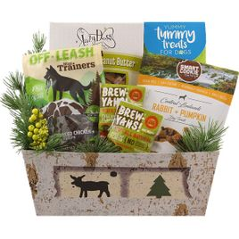 Outdoor Adventure Holiday Dog Gift