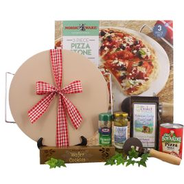 Pizza Kit with Baking Stone Gift