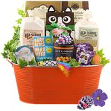 Treats and Cookies Cat & Owner Gift