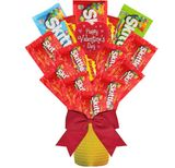 Valentine Screaming Skittles Bouquet