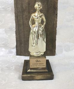 1969 Recruiting Award Statue