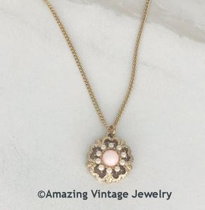ANGEL PINK Necklace