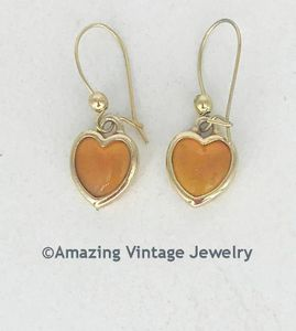 CANDIED HEART Earrings - Pierced