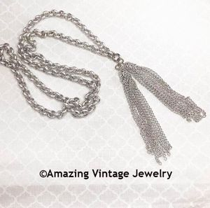 FASHION TIE-UP Necklace