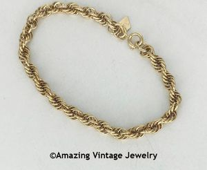 FRENCH ROPE Bracelet