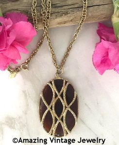 GOLDEN ROPE Necklace