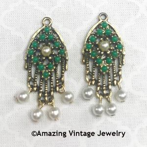 HEIRLOOM TREASURE Earring Drops
