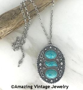 INDIAN MAIDEN Necklace