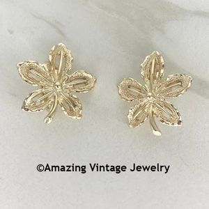 IVY Earrings - Gold
