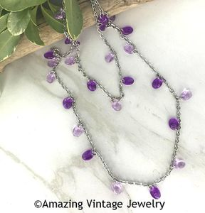 LILAC TIME Necklace