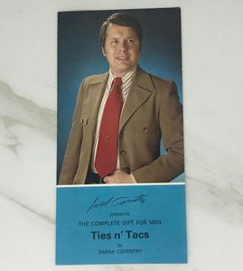 LORD COVENTRY TIES N' TACS Flyer