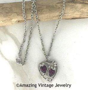 LOVE STORY Necklace - February