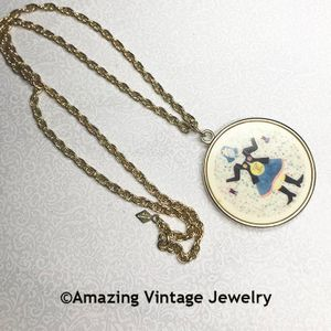 ORIGINAL DESIGN ZODIAC Necklace - Gemini
