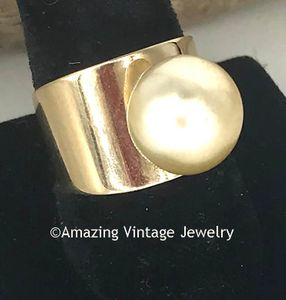 SPACE AGE Ring